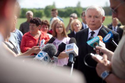 Jarosław Kaczyński o gazie łupkowym: to może być wielki interes dla Polski