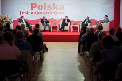 """Debata """"Bezpieczeństwo energetyczne Polski"""""""