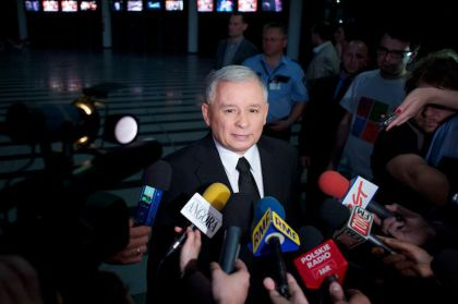 Jarosław Kaczyński: wygrałem debatę, ale nie ma przełomu w kampanii