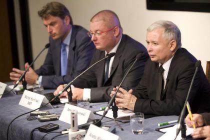 Jarosław Kaczyński: nie było planów odbierania pieniędzy rolnikom