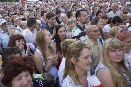 Jarosław Kaczyński: wybór między liberalizmem a Polską solidarną