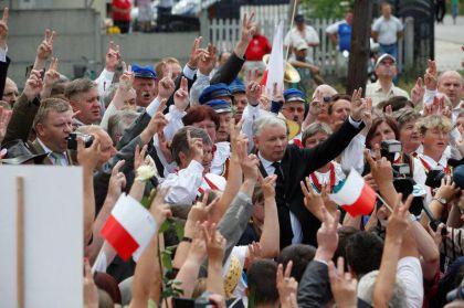 Jarosław Kaczyński: PiS upomni się w PE o interes wsi