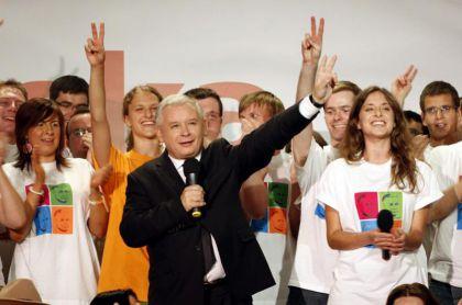 Jarosław Kaczyński podziękował Młodym
