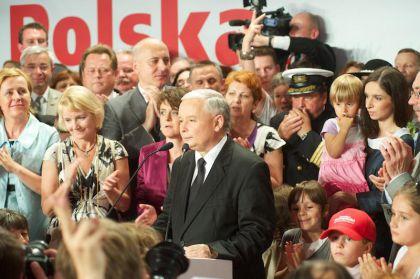 Jarosław Kaczyński: musimy zwyciężyć, przed nami kolejne wybory