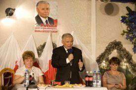 Jarosław Kaczyński: bardzo wielu ludzi o lewicowych poglądach chce sprawiedliwej Polski