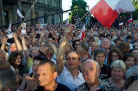 Jarosław Kaczyński: opowiadamy się za Polską solidarną